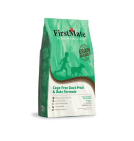 Firstmate FirstMate Grain Friendly Dog Kibble | Duck & Oats 25 lb
