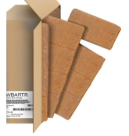 Northwest Naturals Northwest Naturals Frozen Bars Trout 25 lb CASE (*Frozen Products for Local Delivery or In-Store Pickup Only. *)