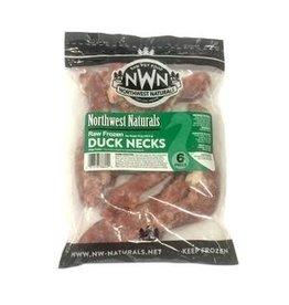 Northwest Naturals Northwest Naturals Frozen Raw Meaty Bones | Duck Necks 6 ct (*Frozen Products for Local Delivery or In-Store Pickup Only. *)