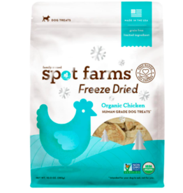 Spot Farms Spot Farms Freeze Dried Treats | Organic Chicken 10 oz