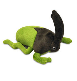 PLAY P.L.A.Y. Chests Dog Toys Rhino Beetle