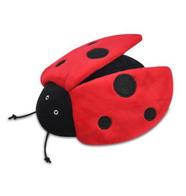 PLAY P.L.A.Y. Chests Dog Toys Ladybug