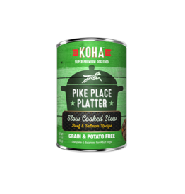 Koha Koha Canned Dog Food Pike Place Platter 12.7 oz single