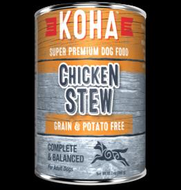 Koha Koha Canned Dog Food Chicken Stew 12.7 oz single
