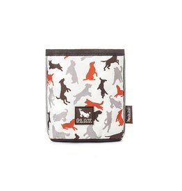 PLAY P.L.A.Y. Scout & About Compact Training Pouch Vanilla Small