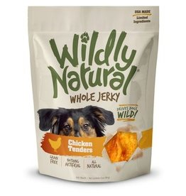 Fruitables Fruitables Wildly Natural Dog Jerky Treats | Grilled Chicken Tenders 5 oz