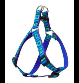 "Lupine Lupine Originals 1/2"" Step-In Dog Harness | Sea Glass 12""-18"""