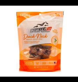 Momentum Momentum Freeze-Dried GF Raw Treats Duck Necks 4 oz