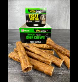 Etta Says Etta Says Dog Crunchy Treats Deer 4.5 in single