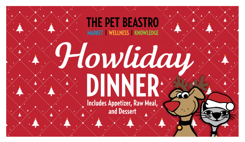 Howliday Deluxe Dinner For Your Cat Or Dog