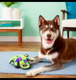Outward Hound Outward Hound Invincibles Dog Toys Green/Purple Gecko