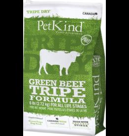 Petkind PetKind Dog Kibble Green Beef Tripe 6 lb