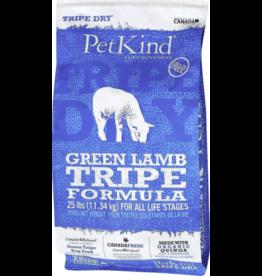 Petkind PetKind Dog Kibble Lamb Tripe 25 lb
