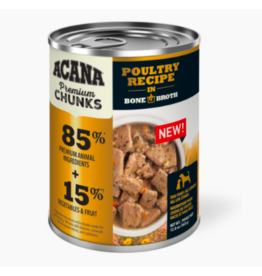 Acana Acana Canned Dog Food | Poultry Recipe 12.8 oz CASE