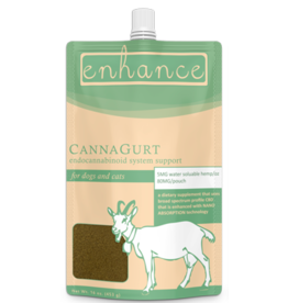 Steve's Real Food Steve's Real Food Enhance Raw Goat Milk | CannaGurt 16 oz (*Frozen Products for Local Delivery or In-Store Pickup Only. *)