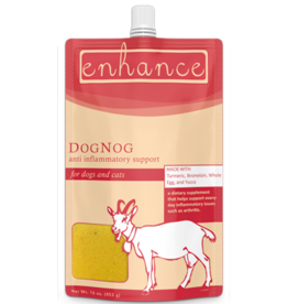 Steve's Real Food Steve's Real Food Enhance Raw Goat Milk | DogNog 16 oz (*Frozen Products for Local Delivery or In-Store Pickup Only. *)