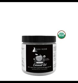 Kin + Kind DISC Kin + Kind Raw Coconut Oil Pet Skin & Coat Supplement 16 oz