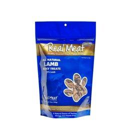 Real Meat Real Meat Dog Jerky Treats Lamb Jerky Large Bitz 12 oz