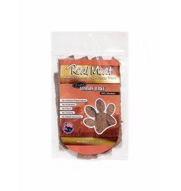Real Meat Real Meat Dog Jerky Treats Venison Jerky Strips 8 oz