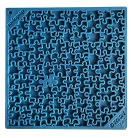 SodaPup SodaPup Lickimat | Jigsaw Puzzle Blue