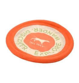 Tall Tails Tall Tails Dog Toy Soft Flying Disc 7 in