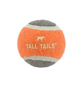 Tall Tails Tall Tails Sport Ball Orange & Charcoal 2 in