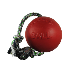 Jolly Pets Jolly Pets Toys   Romp N' Roll Small Red