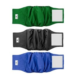 Pet Parents Pet Parents Reusable Belly Bands | Gentleman Pack Extra Large (XL) 3 pk