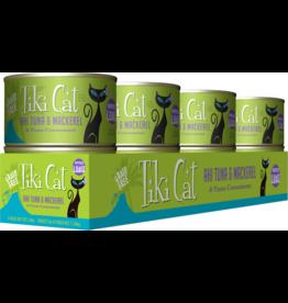 Tiki Cat Tiki Cat Canned Cat Food Papeekeo Luau (Ahi Tuna & Mackerel) 6 oz CASE