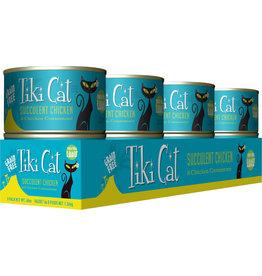Tiki Cat Tiki Cat Canned Cat Food Puka Puka Luau (Succulent Chicken) 6 oz CASE