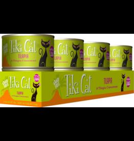 Tiki Cat Tiki Cat Canned Cat Food Kapi'Olani Luau (Tilapia) 6 oz CASE