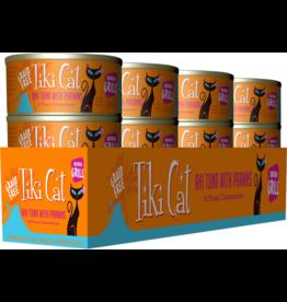 Tiki Cat Tiki Cat Canned Cat Food Manana Grill (Ahi Tuna w/ Prawns) 2.8 oz CASE