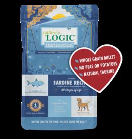 Nature's Logic Nature's Logic Distinction Grain-Friendly Dog Kibble | Sardine 24 lb