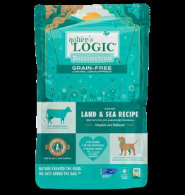 Nature's Logic Nature's Logic Distinction Grain-Free Dog Kibble | Land & Sea Recipe 4.4 lb