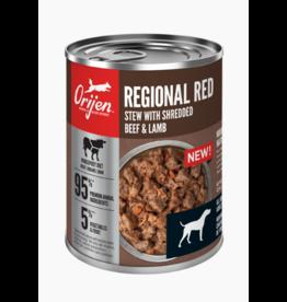 Orijen Orijen Canned Dog Food | Regional Red Stew 12.8 oz single