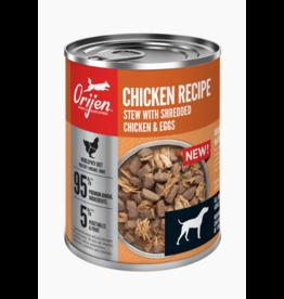 Orijen Orijen Canned Dog Food | Chicken Stew 12.8 oz CASE