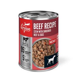 Orijen Orijen Canned Dog Food | Beef Stew 12.8 oz CASE