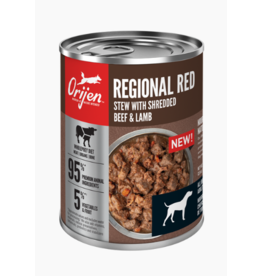 Orijen Orijen Canned Dog Food | Regional Red Stew 12.8 oz CASE