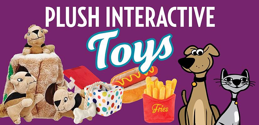 Best Plush Interactive Dog Toys