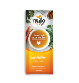 Nulo Nulo Freestyle Bone Broth | Homestyle Chicken Pouch 2 oz single