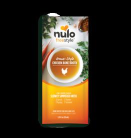 Nulo Nulo Freestyle Bone Broth | Homestyle Chicken Pouch 2 oz CASE