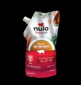 Nulo Nulo Freestyle Bone Broth | Hearty Beef 20 oz