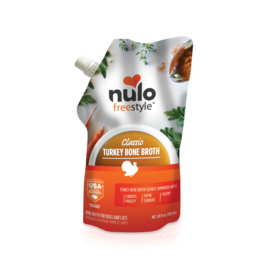Nulo Nulo Freestyle Bone Broth | Classic Turkey 20 oz