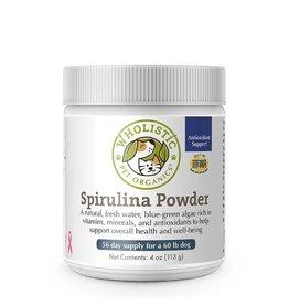 Wholistic Pet Organics Wholistic Pet Organics Spirulina 4 oz