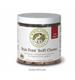 Wholistic Pet Organics Wholistic Pet Organics Run Free Soft Chews 120 ct