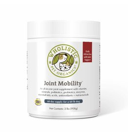 Wholistic Pet Organics Wholistic Pet Organics Canine Complete + Joint Mobility 2 lb