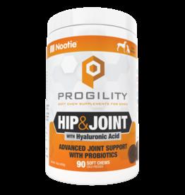 Nootie Nootie Progility Dog Soft Chews Hip & Joint 90 ct