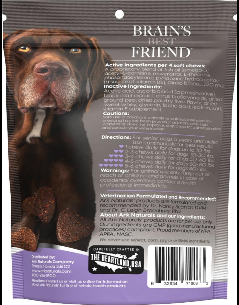 Ark Naturals Ark Naturals Dog Treats   Gray Muzzle Senior Brain's Best Friend 3.17 oz