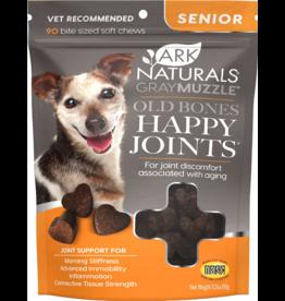 Ark Naturals Ark Naturals Dog Treats | Gray Muzzle Senior Old Dogs! Happy Joints! 3.17 oz