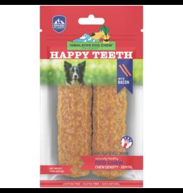 Himalayan Dog Chew Himalayan Dog Chews Happy Teeth Bacon Large